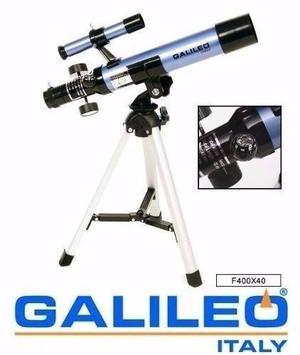 Telescopio Galileo 400x40 - Local A La Calle - Caballito