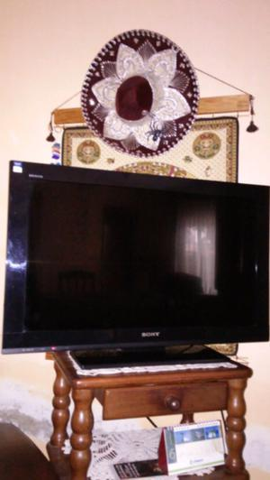 Tv Lcd Sony Bravia 32 Full Hd control remoto.
