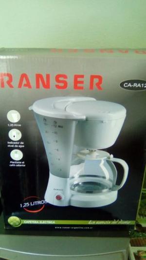 Vendo cafetera de filtro (2 usos)