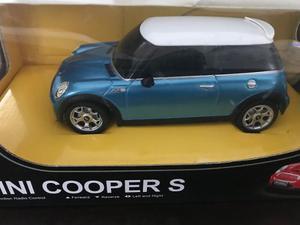 Auto Control Remoto Mini Cooper 1/18 Rc Liquido!! Día