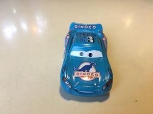 Cars Rayo Mc Queen Dinoco