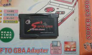 Game Boy Advance Super Card Game Boy Advance Sp Nintendo Ds