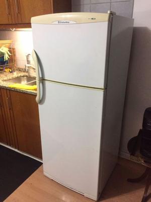 Heladera Con Freezer Columbia Impecable! Con Garantia