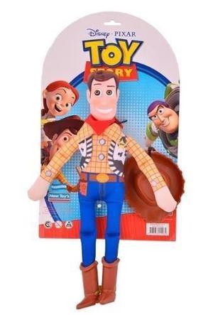 Muñeco Woody Toy Story Original 40cm Disney New Toys