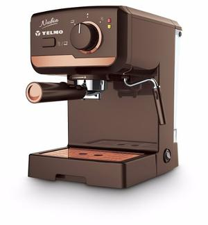 Cafetera Express Yelmo Ce  Bomba Italiana 19bar