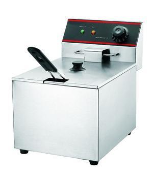 Freidora Electrica 8 Litros * 4 Lts De Carga Real *