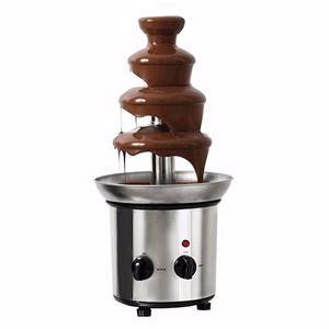 Fuente De Chocolate Cascada Para Fondue 4 Pisos Megaexpress
