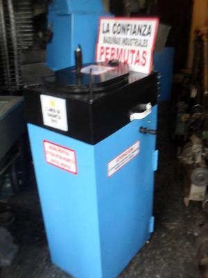 Maquina De Pegar Calsado Tipo Lavarropa