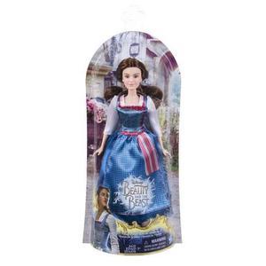 Muñeca Bella Vestido Aldea La Bella Y La Bestia  Hasbro