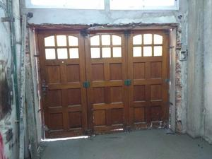 Porton corredizo para garage posot class - Porton de garaje ...