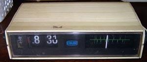 Radio Reloj Cascada Dataloy Sanyo Hay+ Retro Vintage