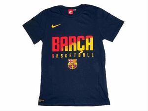 Remera Nike Crest  Barcelona Básquet