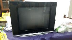 """Vendo tele bgh feelnology 21"""" pantalla plana con soporte de"""