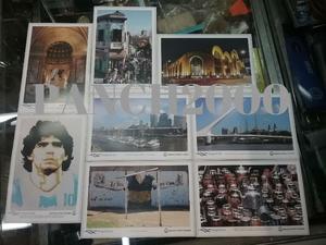 8 Postales De La República Argentina [emision Bicentenario]