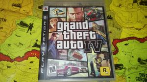 Grand theft auto 4 ps3 san miguel