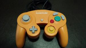 Joystick Nintendo Gamecube Original Orange