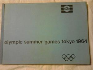 Juegos Olimpicos Japón - Olympic Summer Games Tokio