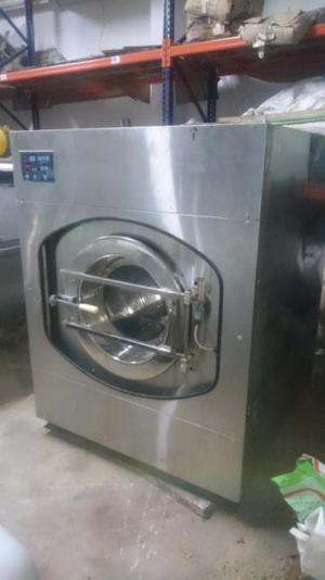 Lavadora industrial frontal de 60 kilos