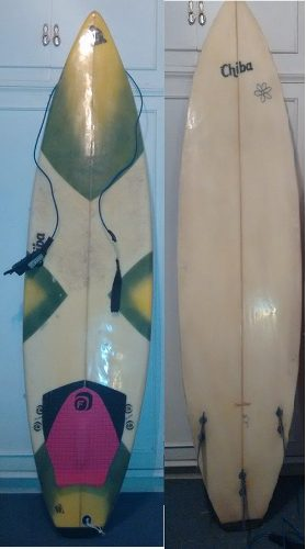 Tabla De Surf 6' 7''