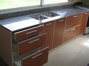 muebles a medida y standart para cocina $ mt