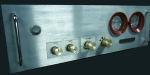 Amplificador Valvular Ken Brown Customizado.