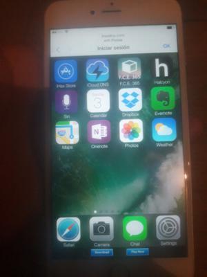 Iphone 6s plus como nuevo blokeado.ipad 32 gb permuto