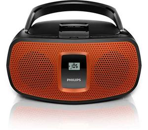 Reproductor De Cd Philips Az Con Usb