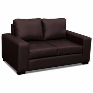Vendo sillo de cuerina marron oscuro