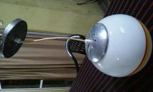 lámpara retro de vidrio
