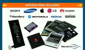 Baterias Originales LEER MODELOS