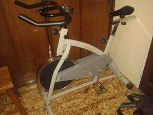 Bicicleta spinning impecable