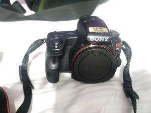 Camara sony reflex digital