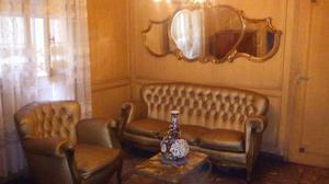 Espejo De Comedor Frances Luis Xv Con Vidrios Biscelados