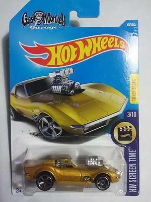 Hot Wheels  Corvette Gas Monkey Garage - Gianmm