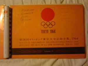 Juegos Olimpicos Tokio  Tomo 4 Results Of The Games Of