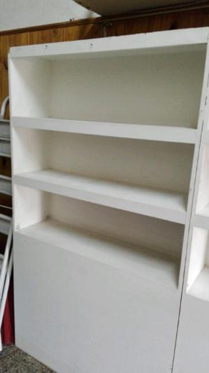 Mueble tipo biblioteca para comercio o tu hogar