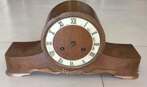 Reloj Antiguo Madera De Mesa