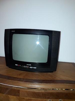 TV PHILIPS 14 PULGADAS CON CONTROL REMOTO