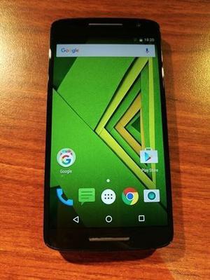 VENDO Moto X Play 16GB LIBRE en muy buen estado