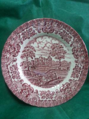 Antiguo plato made in england