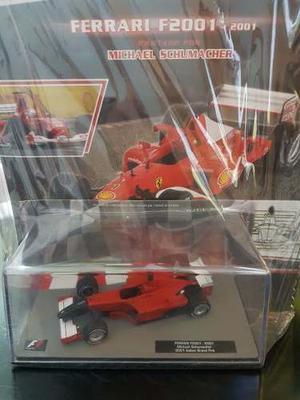 Auto F1 Ferrari F Escala 1/43