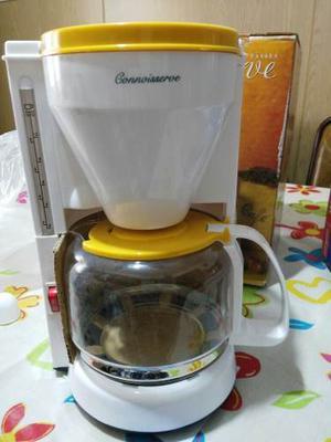 Cafetera A Filtro 12 Tazas.connoisserve.con Caja Nueva