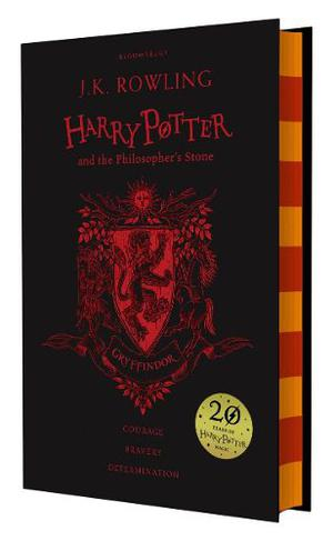 Harry Potter And The Philosopher S Stone Gryffindor House Td