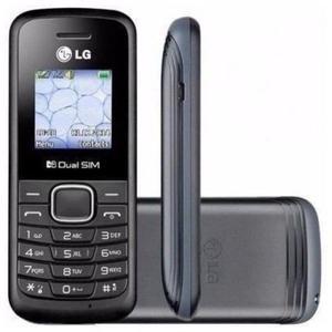 LG B220 Dual Sim libre color negro desbloqueados