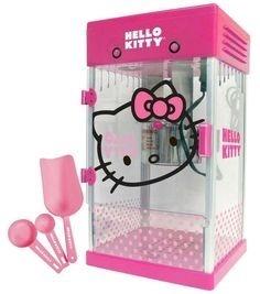 Pochoclera Hello Kitty (maquina De Hacer Pochoclos)