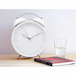 Reloj Despertador Big Time Gato /unostore Diseño
