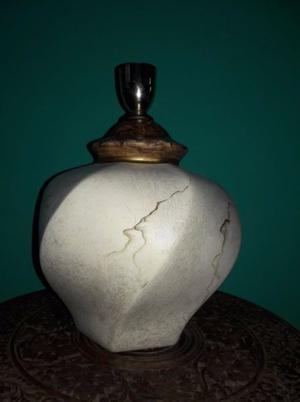 base de lampara de ceramica