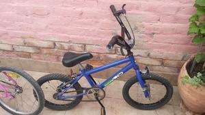 bicicleta usada Rod 16 buen estado en general