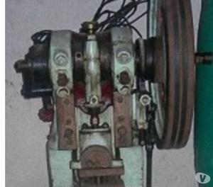 Balancin automatico de 5 toneladas con motor monofasico.