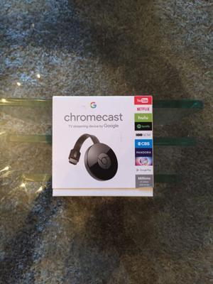 Chromecast 2 original Google nuevo en caja sellada
